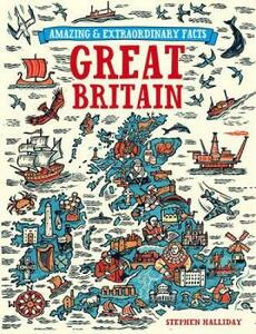 Great Britain - Stephen Halliday - cover