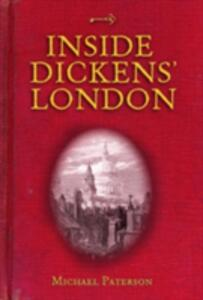 Inside Dickens' London - Michael Paterson - cover