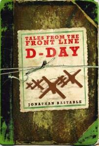 D-Day - Jonathan Bastable - cover