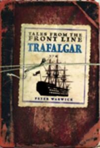 Trafalgar - Peter Warwick - cover