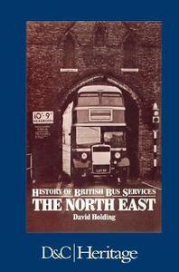 History of British Bus Services - David Holding,Tony Moyes - cover