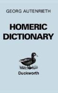 An Homeric Dictionary - Georg Autenrieth - cover
