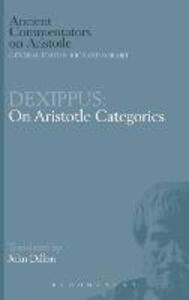 Aristotle Categories - Dexippus - cover
