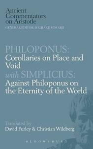 Corollaries on Place and Void - John Philoponus - cover