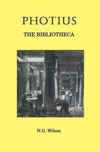 The Bibliotheca - Photius - cover