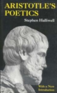 """Aristotle's """"Poetics"""" - Stephen Halliwell - cover"""