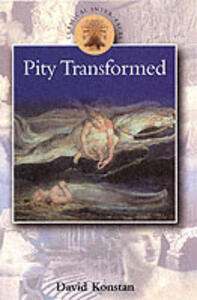 Pity Transformed - David Konstan - cover
