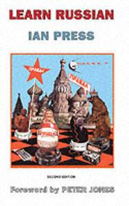 Learn Russian - Ian Press - cover