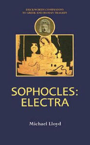 """Sophocles: """"Electra"""" - Michael Lloyd - cover"""