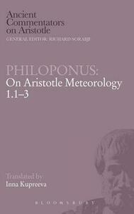 """Philoponus on """"Aristotle on the Soul 1.3-5"""" - P Van Der Eijk - cover"""