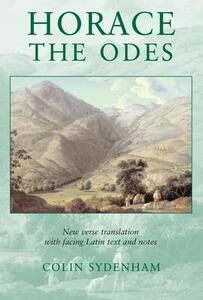 Horace: The Odes - Colin Sydenham - cover