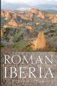 Roman Iberia - B. Lowe - cover