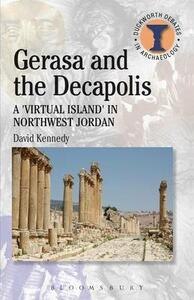 Gerasa and the Decapolis - David Kennedy - cover