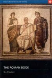 The Roman Book - Rex Winsbury - cover