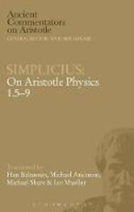 Simplicius: On Aristotle Physics 1.5-9 - cover