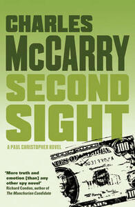 Second Sight - Charles McCarry - cover