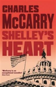 Shelley's Heart - Charles McCarry - cover