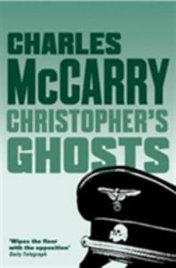 Christopher's Ghosts - Charles McCarry - cover