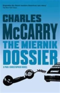 The Miernik Dossier - Charles McCarry - cover