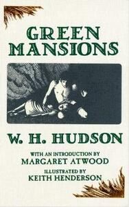 Green Mansions - W. H. Hudson - cover