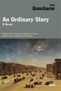 Ordinary Story - Ivan Goncharov - cover