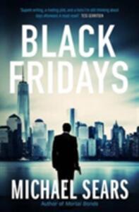 Black Fridays - Michael Sears - cover