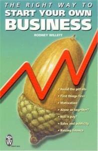 Start Your Own Business - Rodney Willett - cover
