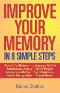 Improve Your Memory - Nicola Chalton - cover