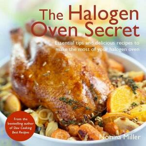 The Halogen Oven Secret - Norma Miller - cover