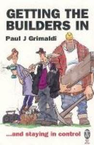 getting The Builders In - Paul J. Grimaldi - cover