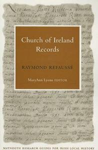 Church of Ireland Records - Raymond Refausse - cover