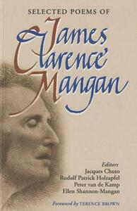 Selected Poems of James Clarence Mangan - James Clarence Mangan - cover