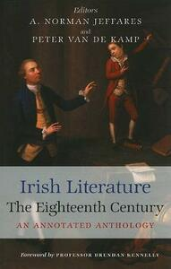 Irish Literature in the Eighteenth Century: An Annotated Anthology - cover