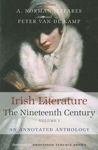 Irish Literature in the Nineteenth Century: An Annotated Anthology - cover