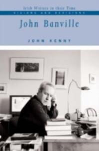 John Banville - John Kenny - cover