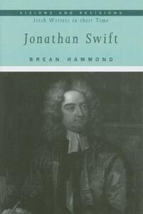 Jonathan Swift - Brean Hammond - cover