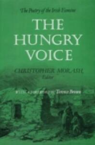 The Hungry Voice - cover