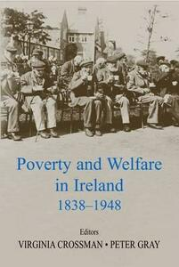 Poverty and Welfare in Ireland 1838-1948 - cover