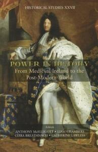 Power in History: From the Medieval to the Post-modern World - cover