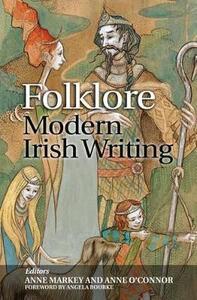 Folklore and Modern Irish Writing - cover