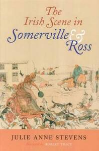 Somerville and Ross and the Irish Landscape - Julie Anne Stevens - cover