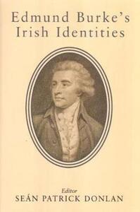 Edmund Burke's Irish Identities - cover