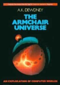 Armchair Universe - A. K. Dewdney - cover