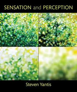 Sensation and Perception - Steven Yantis - cover