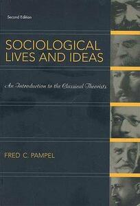 Sociological Lives&ideas 2e - Fred C Pampel - cover