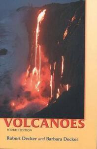Volcanoes - Robert Decker,Barbara Decker - cover