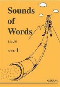 Sounds of Words Book One - T. Muir - cover