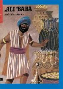 First Aid in English Reader B - Ali Baba - Angus Maciver - cover