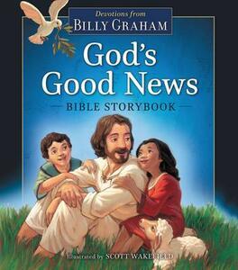 God's Good News Bible Storybook - Billy Graham - cover