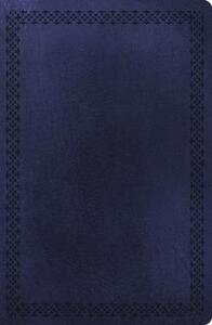 NKJV, Ultraslim Reference Bible, Large Print, Leathersoft, Navy, Red Letter Edition - Thomas Nelson - cover